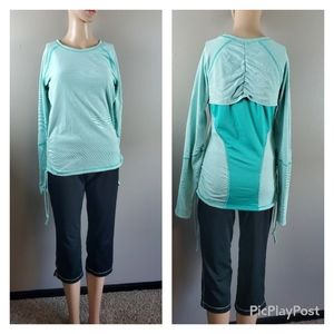 Lucy Green Athletic Top